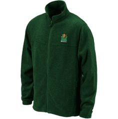 Columbia Men's Marshall Thundering Herd Green Flanker Full-Zip Fleece Jacket - Dick's Sporting Goods