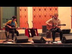 Justin Vernon & St. Vincent - Roslyn @ MusicNOW 2010 - YouTube