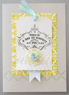 Love the bright colors in this card from So Shelli - So Shelli Blog