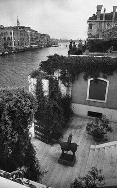 Peggy Gugenheim Foundation, Venetië