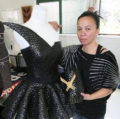 Shona Tawhaio. #Matori, #NewZealandDesigners, #PacificCouture