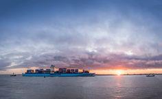 Sundown Freight by Nigel Lomas on 500px