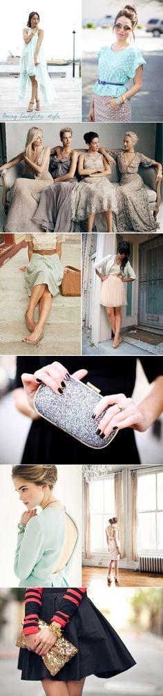 Ladylike Fashion via The Sweetest Occasion.