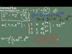 Variación de parámetros parte 2