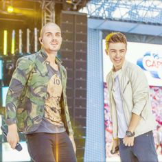 Nathan and max