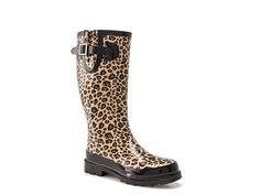 TYPE 3 - Rain Boot Chooka Cheetah $44.95
