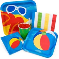beach party ideas | Beach Party Ideas: Beach Birthday Party Supplies, Activities & More ...
