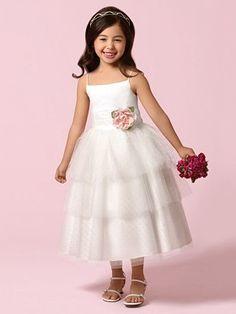 Flower Girl Dresses_Light Ivory