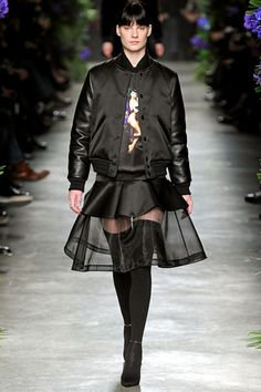 Givenchy Fall 2011 Ready-to-Wear