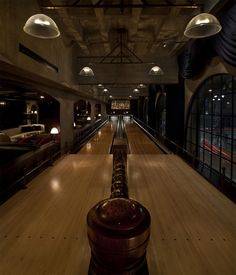 Bowling - The Spare Room, Hollywood