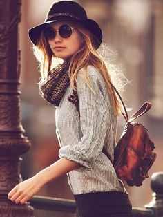 Style and cute backpack