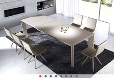 dining table New York New York, Conference Room, Dining Table, Furniture, Home Decor, Table And Chairs, Modern Dining Rooms, Home Deco, New York City