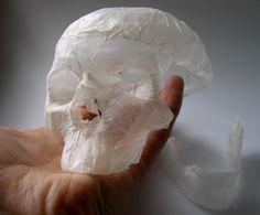 tissue paper sculptu