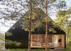 Tham & Videgård, designed Husarö House as a vacation home