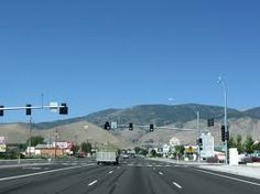 Carson City, Nevada. Arrived here at 1:00p.m. We are staying here for the night. A lot of sights to see and have a friend that lives here.  Traveled 288 miles today. We left Redding,Calif real early this morning.  4-17-94