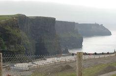 The Cliffs in Ireland