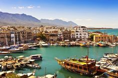 Kryenia, Cyprus - under 5hrs from DXB