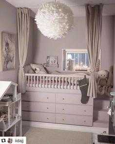 Platform Bed Base, 6 Drawer Dresser, Malm, Kidsroom, Ideas Para, Curtains, Doris, House, Furniture