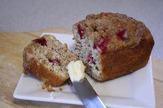 Cranberry Pecan Mini Loaves