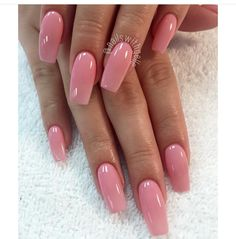 The perfect pinky nude