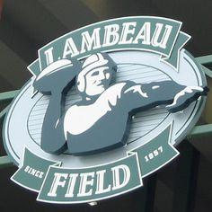 Lambeau Field - Green Bay- you must go and see. Green Bay Packers Logo, Go Packers, Packers Football, Greenbay Packers, Football Season, Green Bay City, Curly Lambeau, Vince Lombardi, Aaron Rodgers