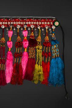Vintage Kuchi Tribal Belly Dance Belt by RomaniCaravan on Etsy, $105.00