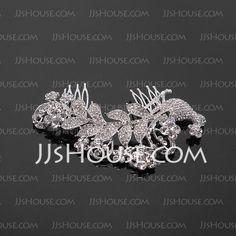 hair jewelry comb