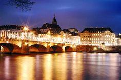 Christmas lights Basel