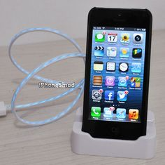 iPhone 5 Flash Lightning Dock  By iPhone5Mod