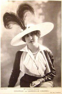 Constance 1912 hat - Chanel - Wikipedia, the free encyclopedia