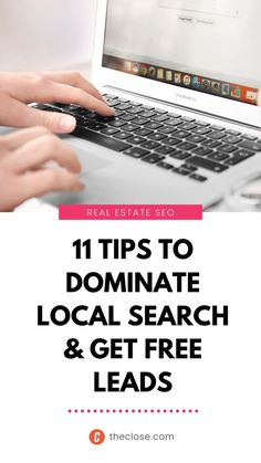 If you do it right, real estate SEO can feel like magic. You build a great website, produce great content, and you're rewarded with a steady stream of inbound leads. All for free. It sounds too good to be true right? Let's dig into my top real estate SEO tips to go over some of those best practices. Seo Guide, Seo Tips, Buying A Condo, Do It Right, Real Estate Marketing, Search Engine, Led, Magic, Content