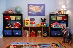 playroom ideas pinterest | Playroom Ideas / Playroom