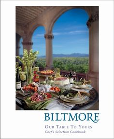 North Carolina: The Biltmore Estate in Asheville, a National Historic Landmark and American's largest home, is not only a sight to behold, but also a culinary marvel. Chefs from the estate share recipes and illuminate its history in their cookbook.