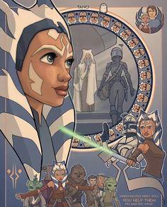 Star Wars Books, Star Wars Art, Star Wars Drawings, Art Drawings, Star Wars Zeichnungen, Dark Ink, Star Wars Celebration, Ahsoka Tano, Star Wars Wallpaper