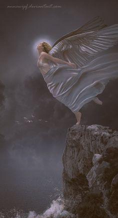 Angel by annewipf on DeviantArt