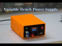 How to Make a Bench Power Supply: 20 Steps (with Pictures)