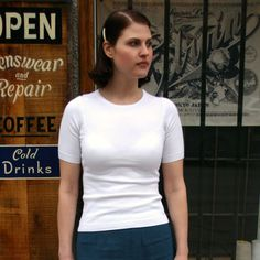 Jumperfabriken - Doris Jumper White - Sivletto & Unionville – clothes and stuff for a lifestyle deluxe - rockabilly, hot rod, swing, retro, ...