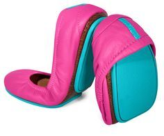 Tieks by Gavrieli- The Ballet Flat Reinvented | Fushia
