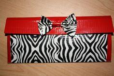 Duct tape wallet . . . love it!!