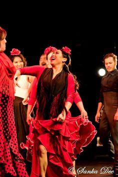La Tarara 2017 Flamenco Dancers, Vancouver