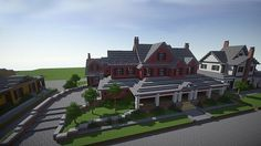 A word from the builder ND63319 Hey all! This house was originally white and was on my old account. I decided to delete this project and all of the others off of my old account and merge it with th…