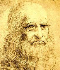 Leonardo Da Vinci- 1452–1519, Italian painter, sculptor, architect, musician, engineer, mathematician, and scientist.