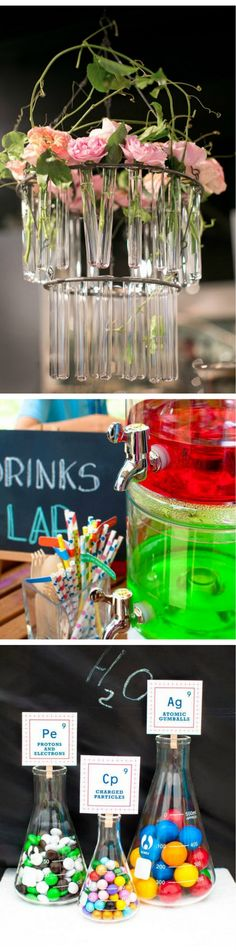 #SGWeddingGuide.com : Chemistry Themed Wedding | SGWeddingGuide.com