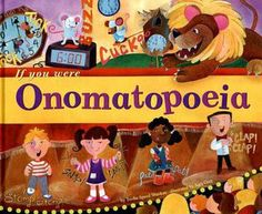 Great resources for our poetry unit when we do onomatopoeia. This book clearly shows how to affectively use onomatopoeia and the various uses it can have within a story.