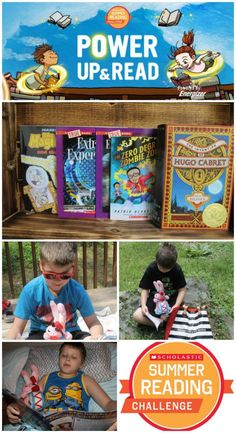 Keep up the summer reading momentum all year long with great tips from Scholastic, plus check out our favorite books in 5 word reviews!  #SummerReading #ad