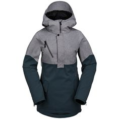Volcom - Ship Stretch Pullover Jacket - Women's