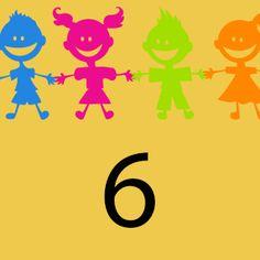 6 lapsesta!