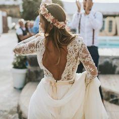 """1,328 Me gusta, 10 comentarios - Diario de una Novia (@diariodenovia) en Instagram: """"La vida es una verbena y una boda, si te lo propones también. Foto @ifphotographers"""""""