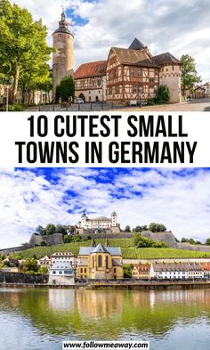 10 Cutest Small Towns In Germany | cutest towns in Germany | where to get the best photos in Germany | whimsical places in Germany | instagrammable locations in Germany | instagram spots in Germany | don't make these mistakes in germany | how to drive in germany | tips for road tips in germany | how to see germany | where to find the best food in germany | spa visits in germany | bucket list locations in germany | lovers travel guide to germany | relaxing towns in germany | road trip…