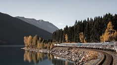 viarail.ca - Toronto to Vancouver by rail with stops along the way - what a wonderful vacation! (Choose Sleeper Plus option)